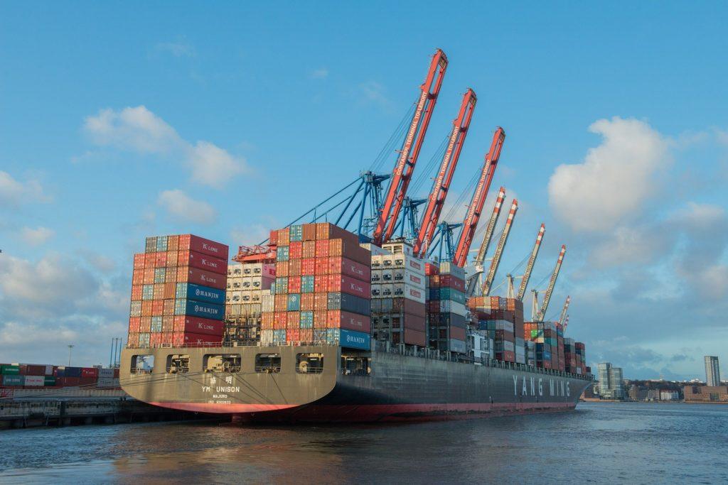 China exportiert viele Produkte nach Latein Amerika