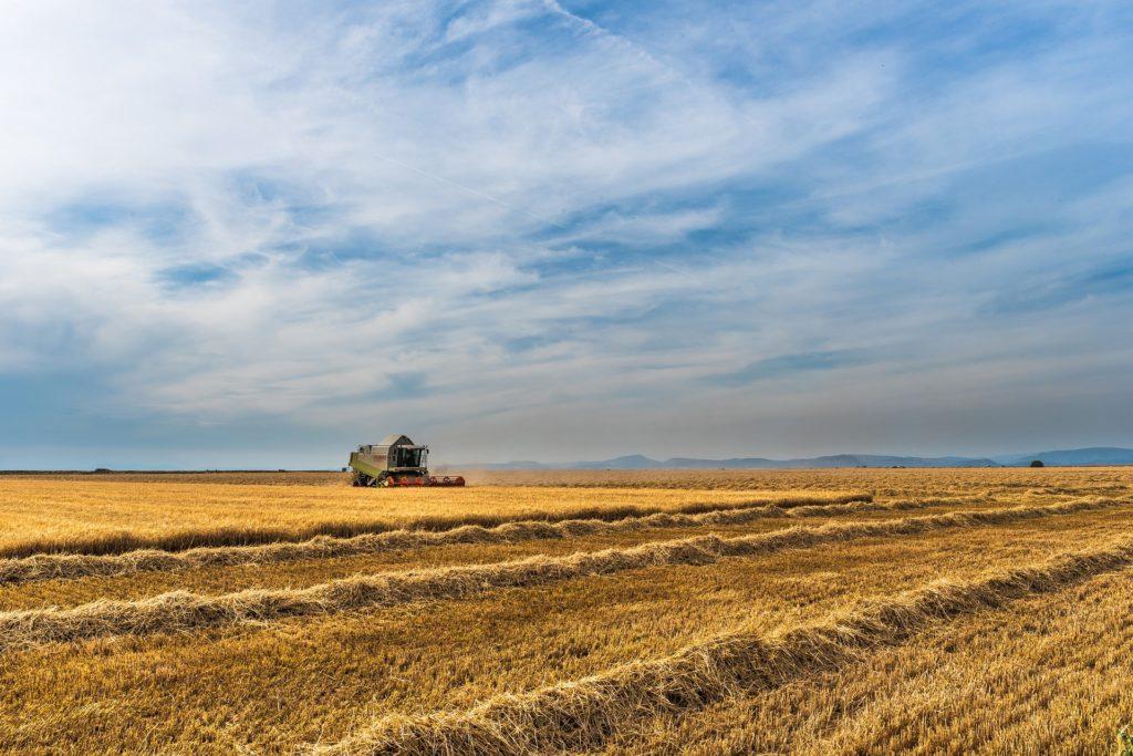 EU-Landwirte können Hilfe von der Europäischen Union erwarten.