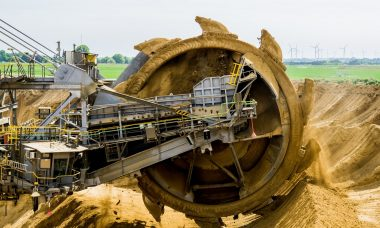 bucket-wheel-excavators-open-pit-mining-brown-coal-33192